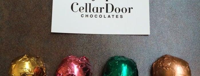 Cellar Door Chocolates is one of Louisville, KY.