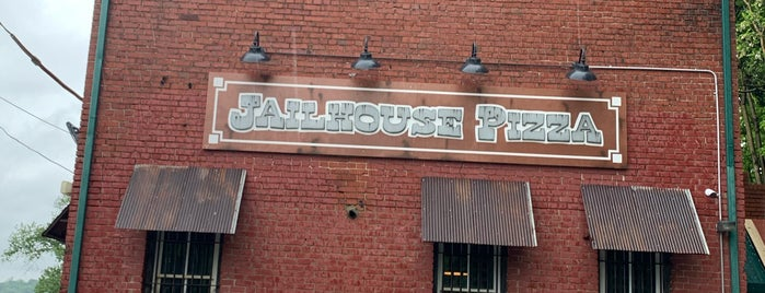 Jailhouse Pizza is one of Paranormal Sights.