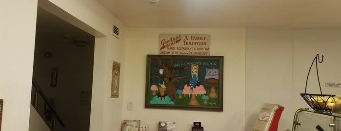 Goodnoe Farm Dairy Bar is one of Greg : понравившиеся места.