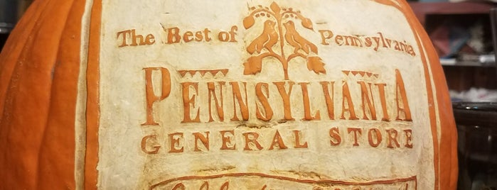 Pennsylvania General Store is one of Philly.