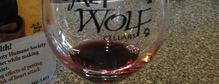 Grey Wolf Vineyard & Cellars is one of Zinfandel Festival 2013.
