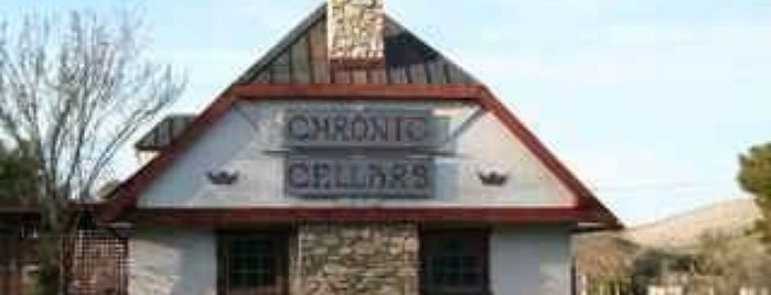 Chronic Cellars is one of Zinfandel Festival 2013.