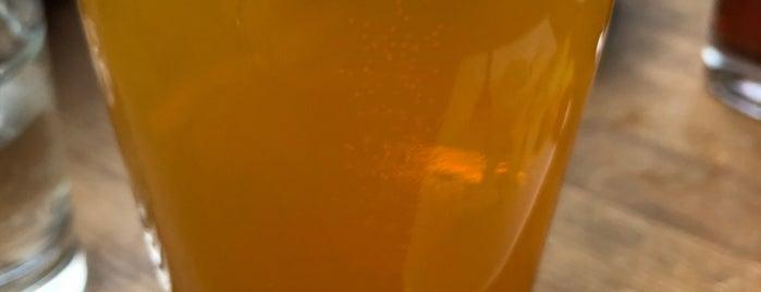 Breckenridge Brewery is one of Orte, die Angel gefallen.
