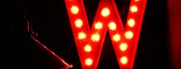 The Western is one of Posti che sono piaciuti a Ed.