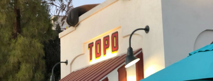 Topo is one of Phoenix.