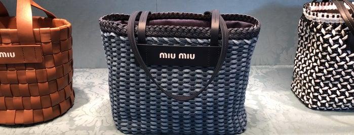 Miu Miu is one of スペイン.