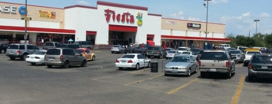 Fiesta Mart is one of Bailie's Liked Places.