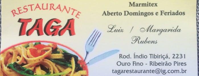 Taga Restaurante is one of Posti che sono piaciuti a Geni.