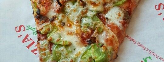 Venezia's Pizzeria is one of สถานที่ที่ Geof ถูกใจ.