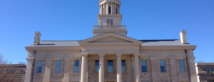 The University of Iowa is one of Revisiting the Great Road Trip to SD.