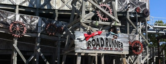 Road Runner Express is one of Lieux qui ont plu à Andres.