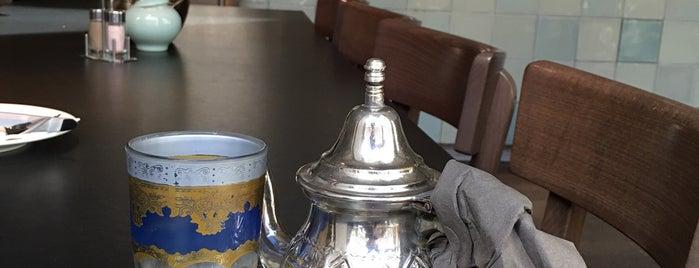 Cafe Ansari is one of Locais curtidos por Ksenia.