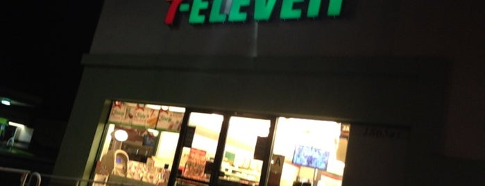 7-Eleven is one of LA Food&Coffee.