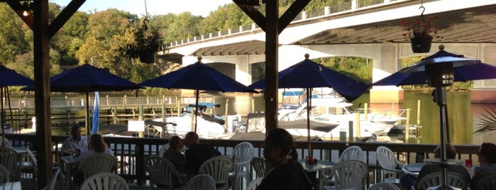 Madigan's Waterfront is one of Date Spots.