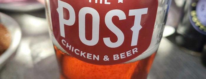 The Post Chicken And Beer is one of Denver.