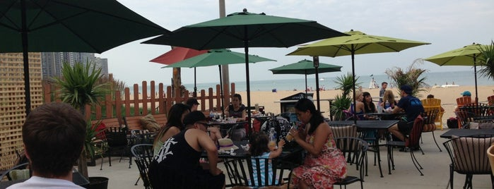 Nacho Mama's Beach Bar is one of Lieux qui ont plu à Stephan.