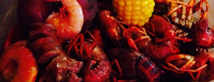 Crabby Daddy is one of Must-visit Food in The Woodlands.
