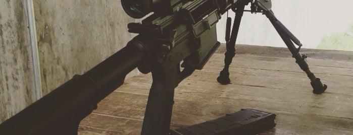 Range 37 - Shooting Range is one of Orte, die Billy gefallen.