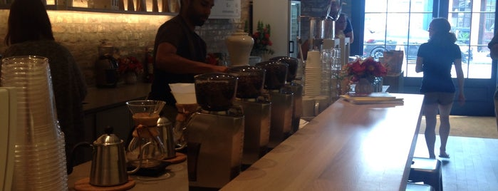 Revelator Coffee Company is one of New Orleans.