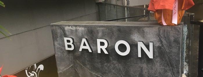 BARON is one of Osaka.