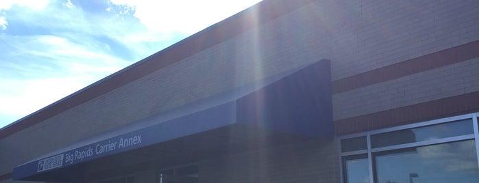 US Post Office is one of Alex 님이 저장한 장소.