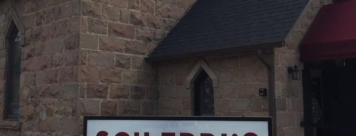 The Old Stone Church Restaraunt is one of Things to try in Colorado!.