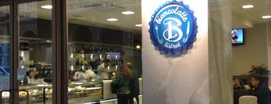 Biancolatte Bistrot is one of Bologna city.