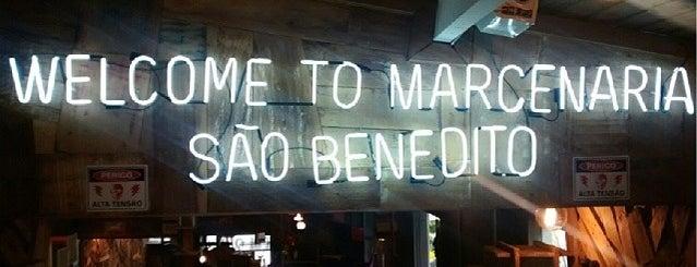 São Benedito Móveis e Design is one of Mariana: сохраненные места.