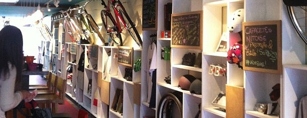 Aro 27 Bike Café is one of Café.