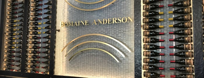 Domaine Anderson is one of Tempat yang Disukai Sydney.