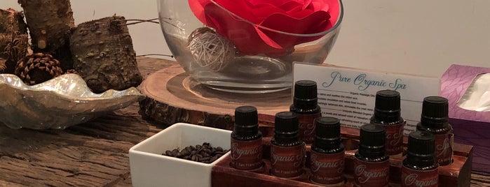 Pure Organic Spa is one of Juan: сохраненные места.