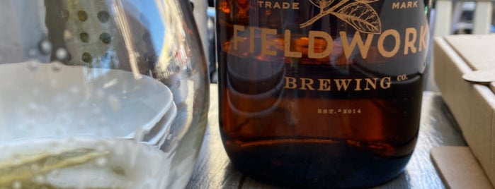 Fieldwork Brewing Company is one of Do: San Francisco ☑️.