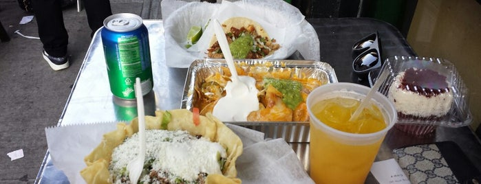 Pinche Taqueria is one of Hungry in Lower Manhattan.