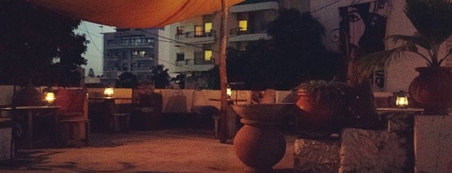 Lalibela Ethiopian Restaurant is one of Dakar.