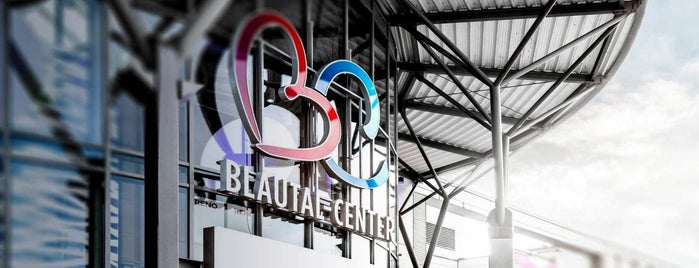 Blautal Center is one of Shopping-Center.
