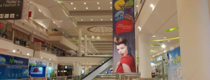 Mall Aventura Plaza Santa Anita is one of Metin 님이 좋아한 장소.