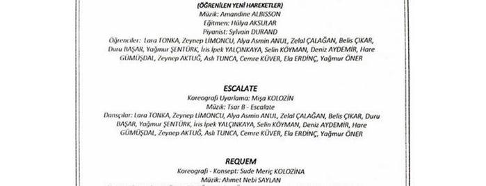Düşler Akademisi is one of Öznurさんの保存済みスポット.
