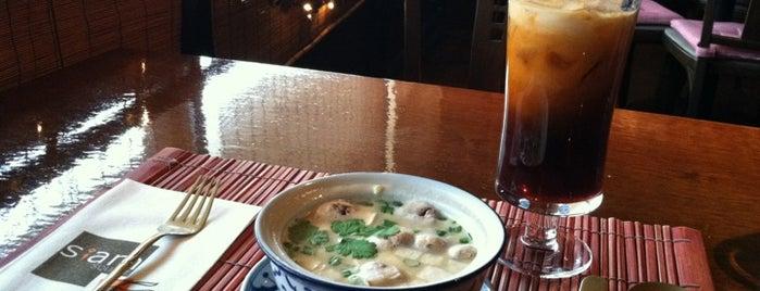 Siam Square Thai Cuisine is one of Atlanta, GA.