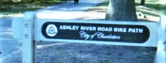 City of Charleston Ashley River Road Bike Path is one of West Ashley Parks, Playgrounds & Sports Fields.