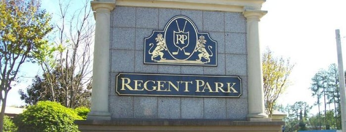 Regent Park is one of Lieux qui ont plu à West.