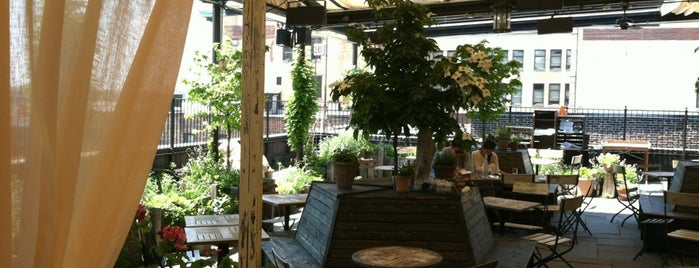 Gallow Green is one of rooftop/outdoor drinking..