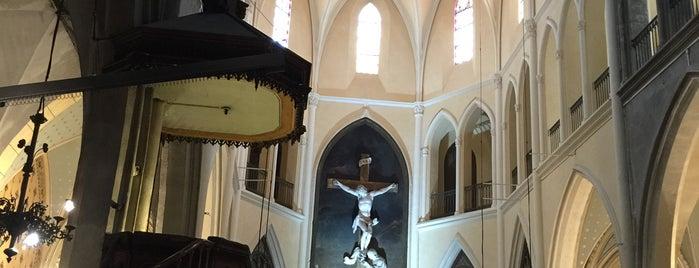 Chapelle Des Penitents Bleus is one of Montpellier.