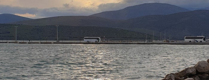Itea is one of สถานที่ที่ Tasos ถูกใจ.