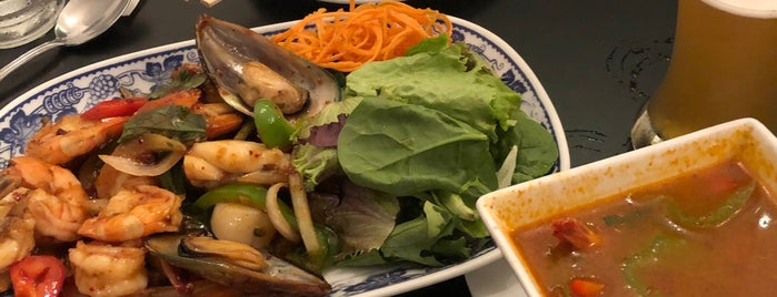 I-Thai Restaurant is one of Westchester.