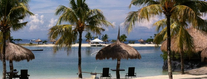 Bluewater Maribago Beach Resort is one of Ben's list for Hotel and Resort.