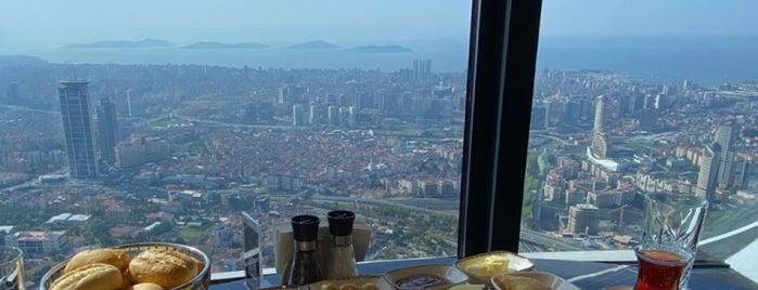 Küçük Çamlıca Televizyon Kulesi is one of Turkey Istanbul.