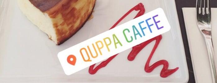 Quppacaffe is one of Selahaddin Eyyubi'nin Beğendiği Mekanlar.