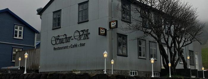 Suður-Vík Restaurant is one of Buitenland.