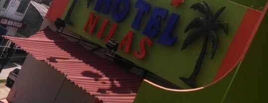 Hotel Nila's is one of Emilio : понравившиеся места.