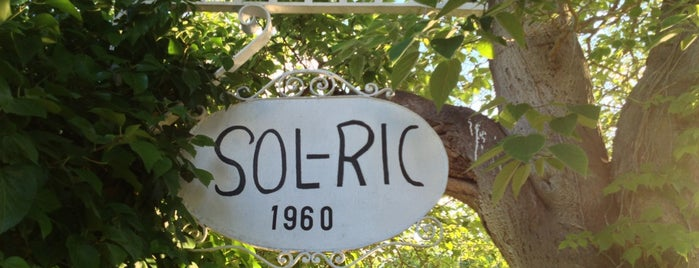 Sol-Ric is one of Restaurants fora BCN.